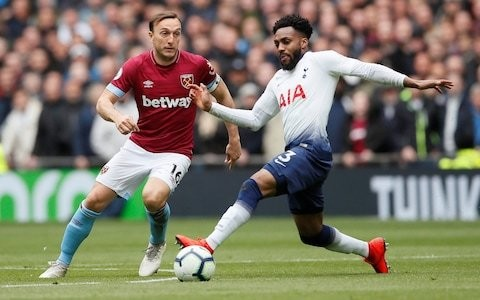 West Ham United vs Tottenham Hotspur, Premier League: What time is kick-off, what TV channel is it on and what is our prediction?