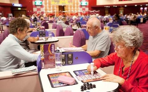 Mecca owner moves online as bingo goes off the boil