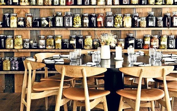 Kadeau, Copenhagen, restaurant review