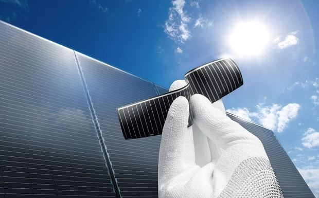 New solar 'cloth' to turn UK rooftops into batteries