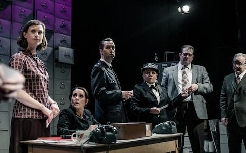 The Incident Room, Edinburgh Fringe review: recreating the hunt for the Yorkshire Ripper