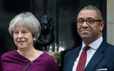 James Cleverly is the cheery, patriotic and principled peacemaker the Tories need