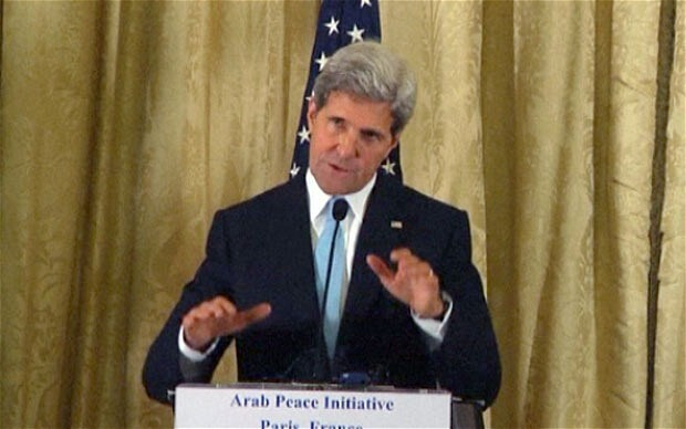 John Kerry admits US spying has 'reached too far'