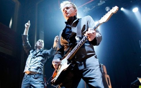 Andy Gill dies aged 64: Gang of Four guitarist hailed as 'unique talent'