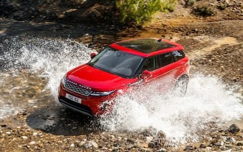 Range Rover Evoque review: posh new 'baby' SUV returns to rule the school run