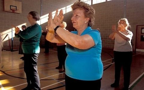 Tai Chi could cut risk of falls by a fifth