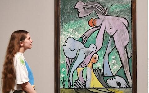 Picasso painting at the centre of £12m legal battle over who has the right to sell it