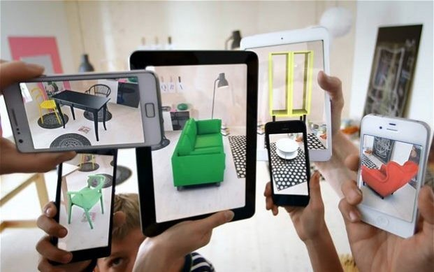 How you will buy your house in 2025: drones, virtual reality and big data