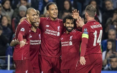 Liverpool in confident mood as they prepare for Barcelona's familiar faces of Luis Suarez and Philippe Coutinho