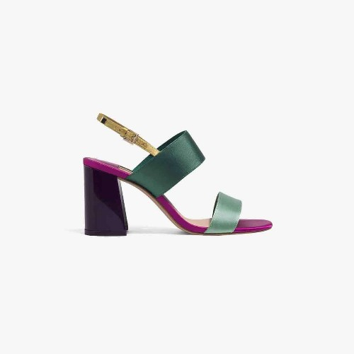 The best block heels for your summer events