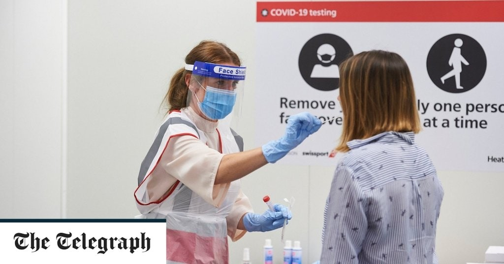 Pre-flight testing launched at Heathrow Airport