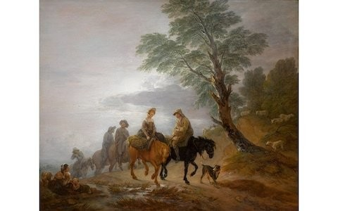 Gainsborough painting worth £9m to go under the hammer at Sotheby's