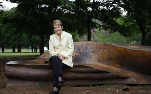'Breaking through classical musical's glass ceiling' - Last Night of the Proms' star conductor Marin Alsop