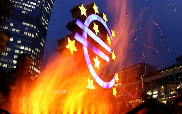 The eurozone's economic crisis is far from over
