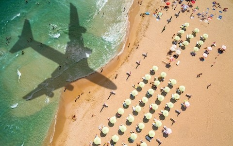 Will the 2050 zero emissions target mean we have to give up our holidays?