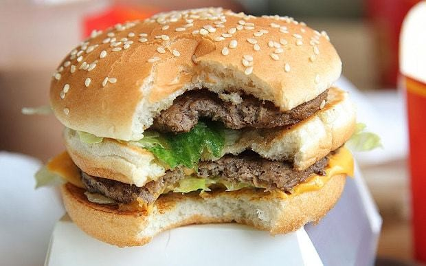 McDonald's to trial 100 per cent organic burger in Germany