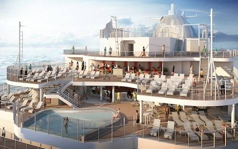 The 16 most spectacular cruise ships setting sail in 2019