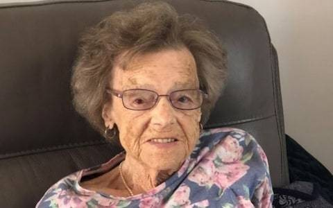 Woman, 93, who had her house burgled by three men posing as police officers dies of 'broken heart syndrome'