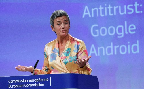 Google to begin legal battle with EU over €8.2bn in fines