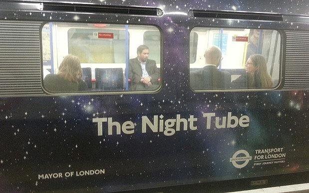 London's Night Tube 'will start running in August'