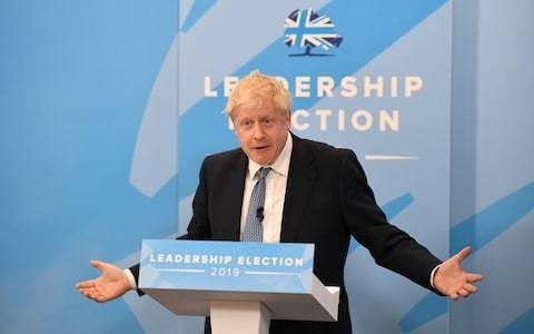 Boris Johnson promises Australian-style points system for immigration