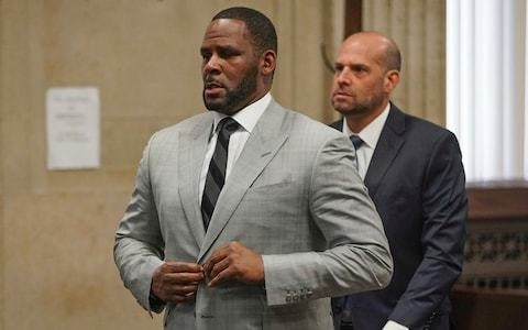 R Kelly pleads not guilty as singer denied bail on US charges of sex crimes