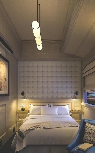 Belmond Andean Explorer, South America's first luxury sleeper train
