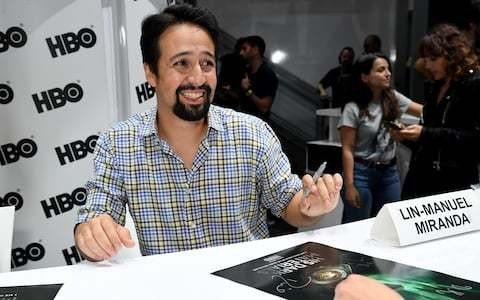 'His Dark Materials' TV series: Star Lin-Manuel Miranda says books hold 'special place in my heart'