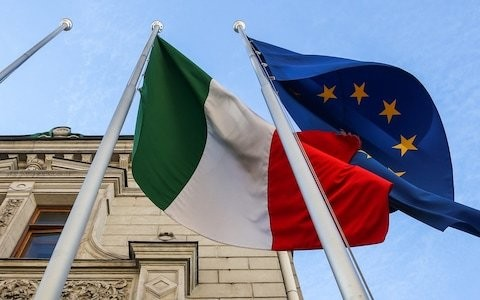 Italy's credit crunch deepens as recession stalks Europe