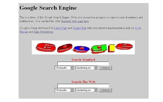 How Apple, Facebook and Google's sites used to look: in pictures - Telegraph