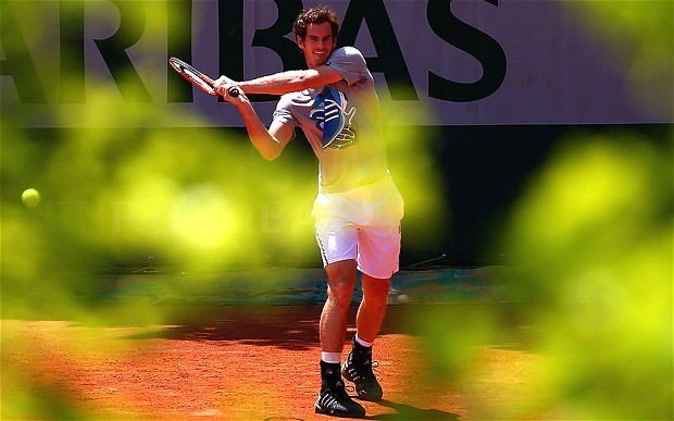 French Open 2014: Andy Murray can beat Rafael Nadal in today's Roland Garros semi-final, says Greg Rusedski