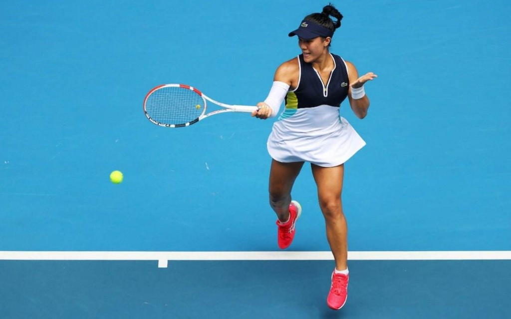 Kristie Ahn turning Indian Wells disappointment into viral TikTok videos