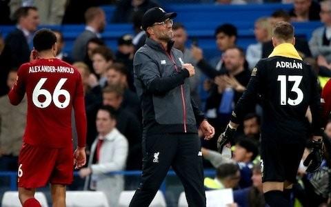 Jurgen Klopp: I am not losing any sleep over Manchester City