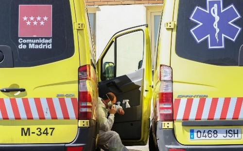 Europe virus death toll surpasses 20,000