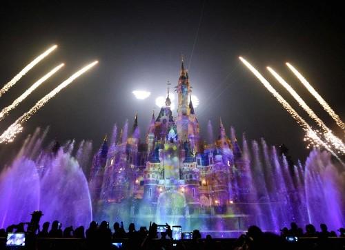 963 acres, five-hour queues: Shanghai Disneyland in numbers