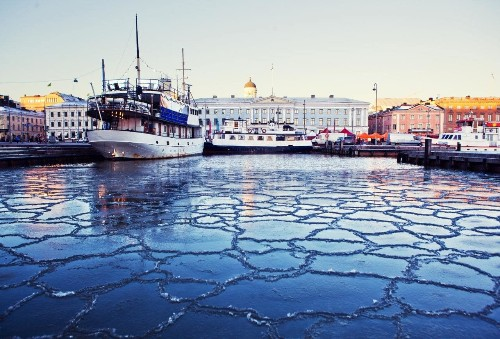 Helsinki's sign for 'badasses' could be the greatest tourism poster ever made