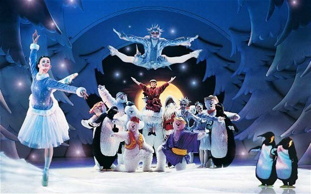 The best London Christmas shows 2013