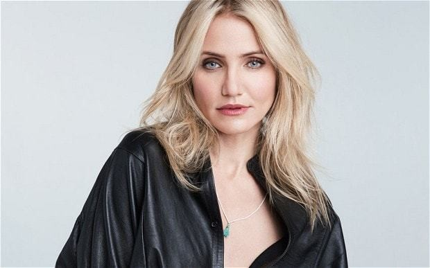 Cameron Diaz: 'I've never said never to anything in life'