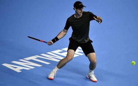 Andy Murray's experience shines through with European Open first round win