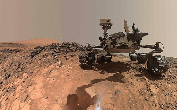 Mars lakes may have existed long enough for life to evolve, scientists say