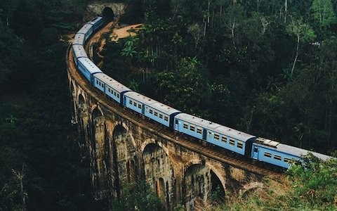 Give me a train over a plane any day – it's simply the best way to travel