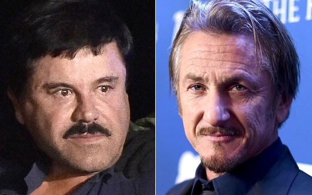 Mexican authorities want to question Sean Penn over El Chapo secret meeting