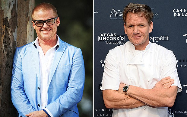 Celebrity chefs' restaurants 'among most overpriced and worst food'