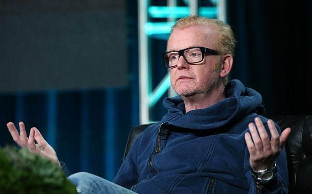 Chris Evans in row with BBC over Top Gear staff
