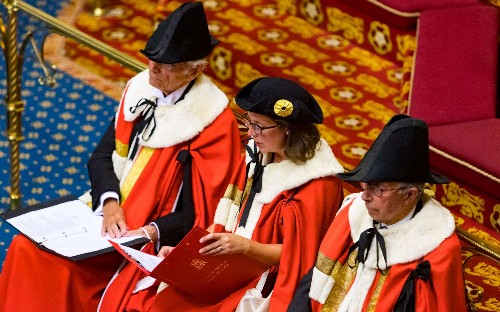 Lords Speaker wants to hang up 'outdated' hats
