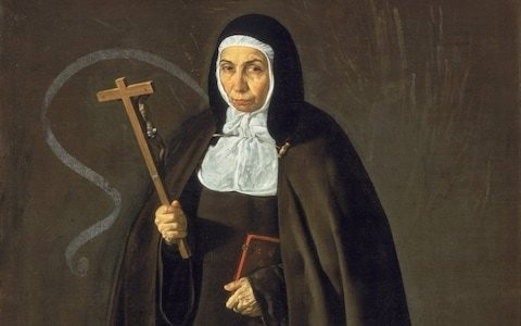 Sacred Mysteries: The woman behind a portrait by Velázquez