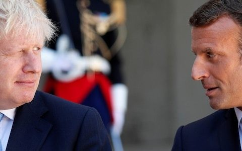 Emergency Brexit summit could be held if Emmanuel Macron opposes extension