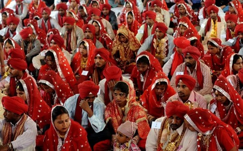 India's top court rules sex with child bride is rape in landmark ruling for women's rights