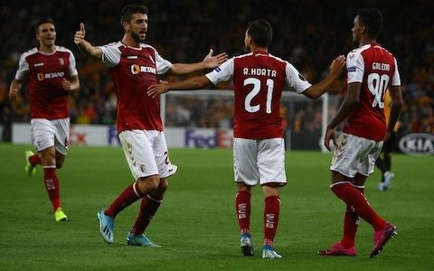 Wolves woe continues as Braga spoil the party in opening Europa League game
