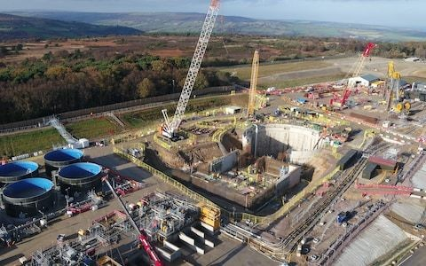 Anglo American tables £404m offer for Yorkshire miner Sirius Minerals